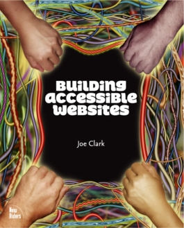 'Building Accessible Websites' cover