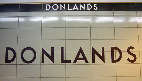 Good News At Donlands Joe Clark Ttc Signs